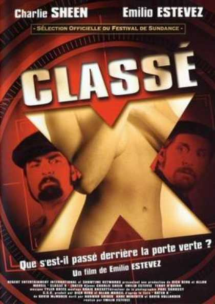 French DVDs - Class X