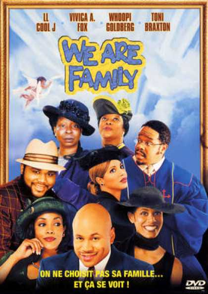 French DVDs - We Are Family
