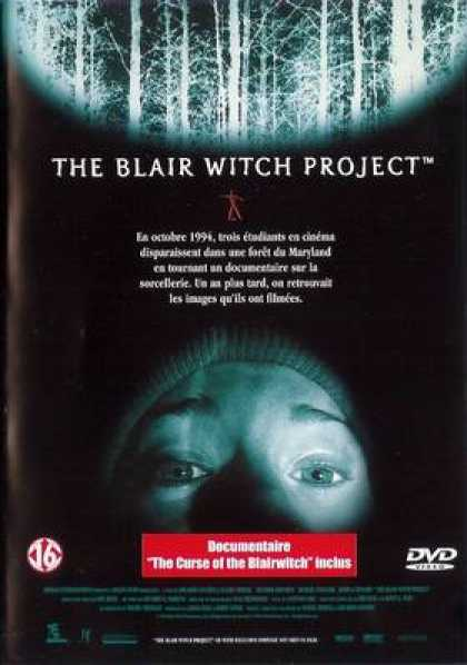 French DVDs - The Blair Witch Project