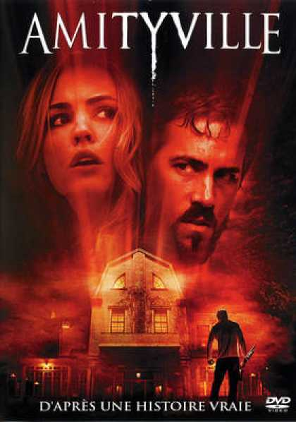 French DVDs - The Amityville Horror