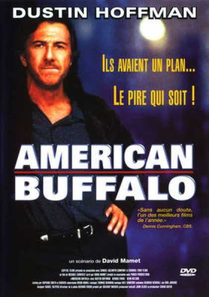 French DVDs - American Buffalo