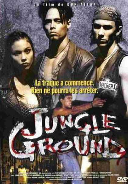 French DVDs - Jungle Ground