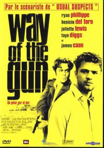 French DVDs - Way Of The Gun