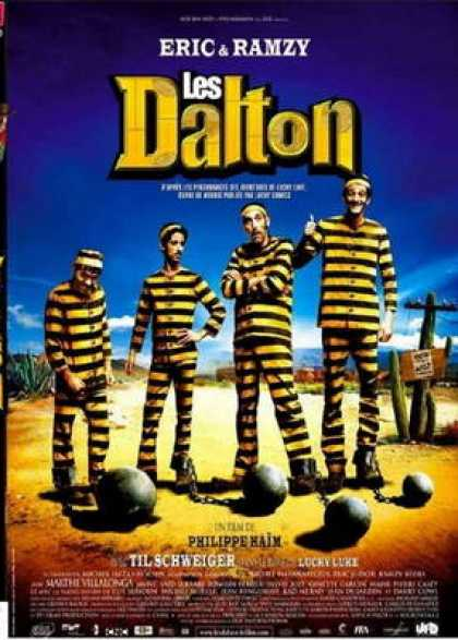 French DVDs - The Dalton