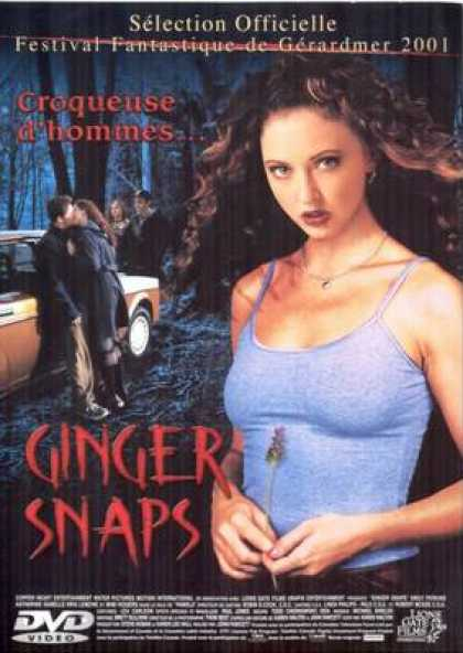 French DVDs - Ginger Snaps