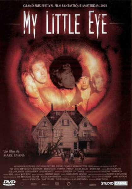 French DVDs - My Little Eye