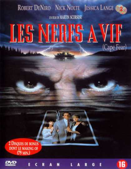 French DVDs - Les Nerfs A Vif