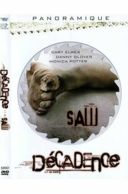 French DVDs - Saw
