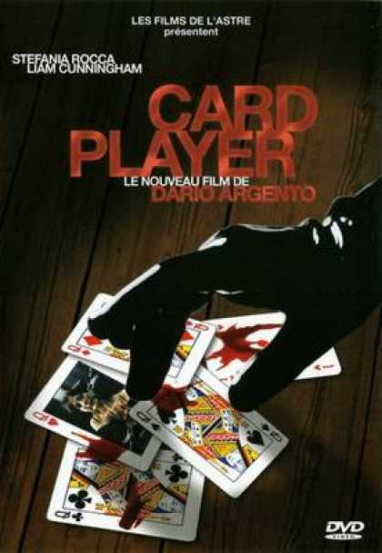 French DVDs - The Card Player