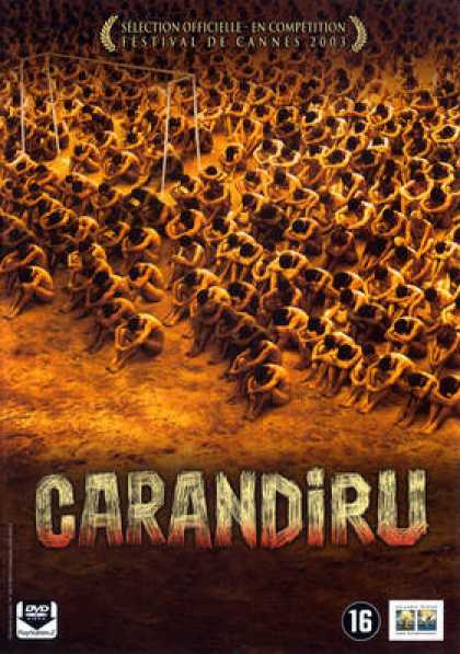 French DVDs - Carandiru