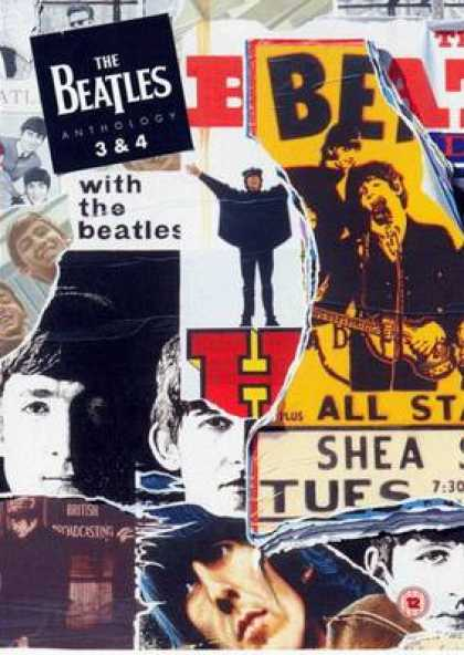 French DVDs - The Beatles Anthology Discs 3 And 4