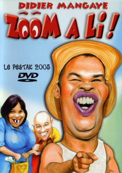 French DVDs - Zoom A Li!