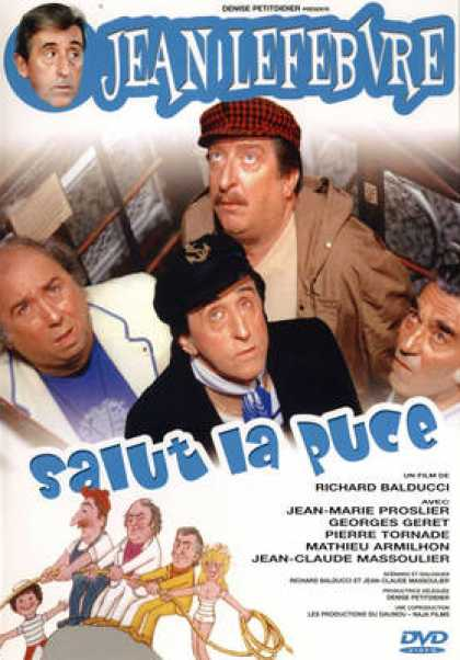 French DVDs - Salut La Puce