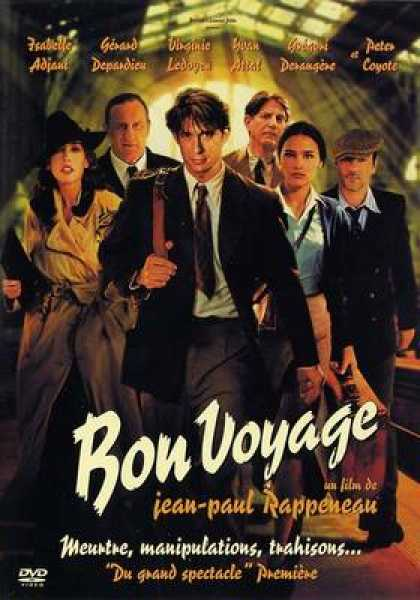 French DVDs - Bon Voyage