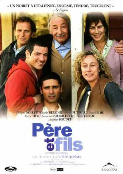 French DVDs - Pere Et Fils