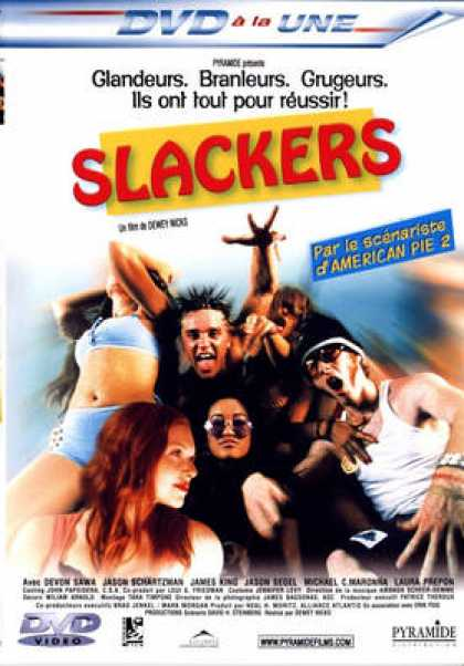 French DVDs - Slackers