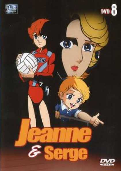French DVDs - Jeanne & Serge Vol 8