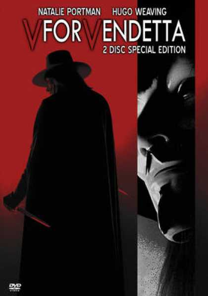 French DVDs - V For Vendetta