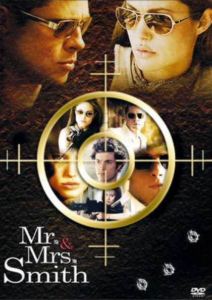 French DVDs - Mr And Mrs Smith