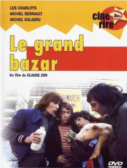 French DVDs - The Big Bazaar