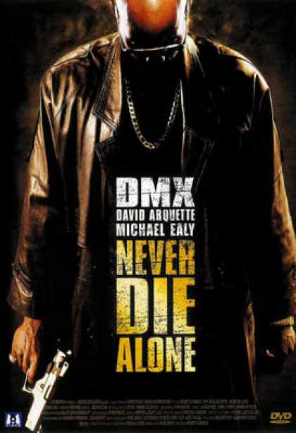 French DVDs - Never Die Alone