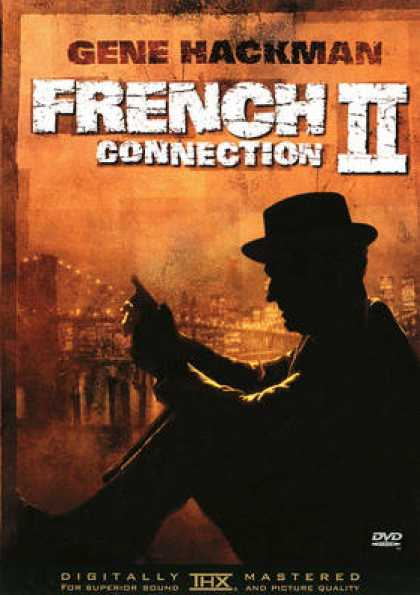 French DVDs - French Connection 2
