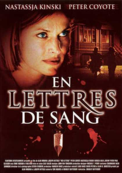 French DVDs - En Lettres De Sang