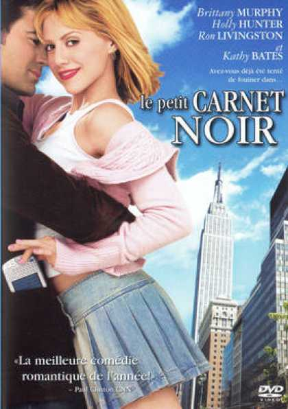 French DVDs - Le Petit Carnet Noir