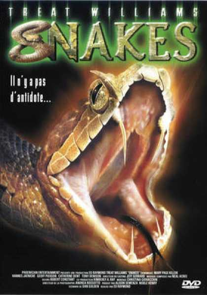 French DVDs - Snakes