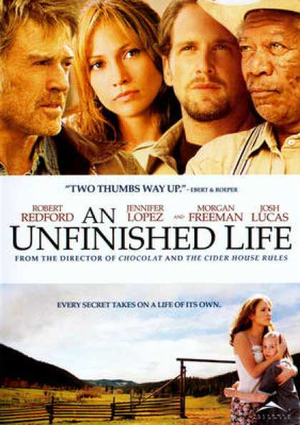 French DVDs - An Unfinished Life
