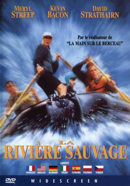 French DVDs - La Riviere Sauvage