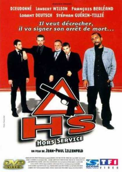 French DVDs - HS: Hors Service