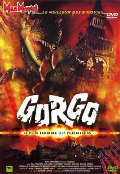 French DVDs - Gorgo