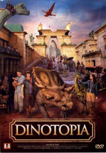 French DVDs - Dinotopia