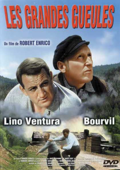 French DVDs - Les Grandes Gueules