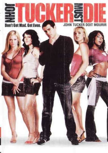 French DVDs - John Tucker Must Die