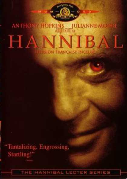 French DVDs - Hanibal French Canadian