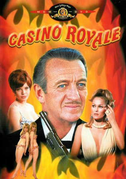 French DVDs - James Bond - Casino Royale