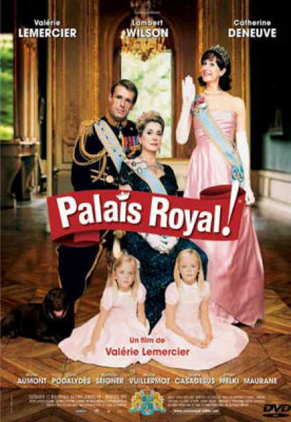 French DVDs - Palais Royal