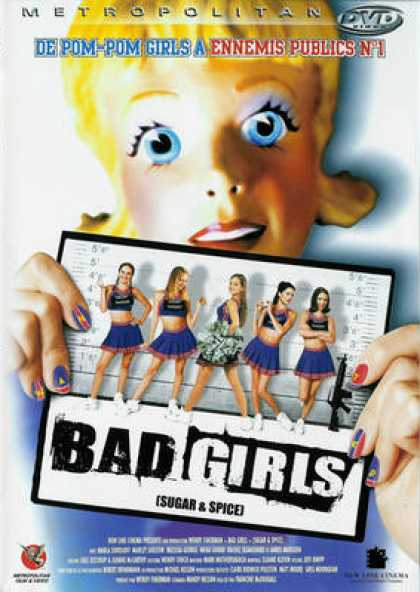 French DVDs - Bad Girls