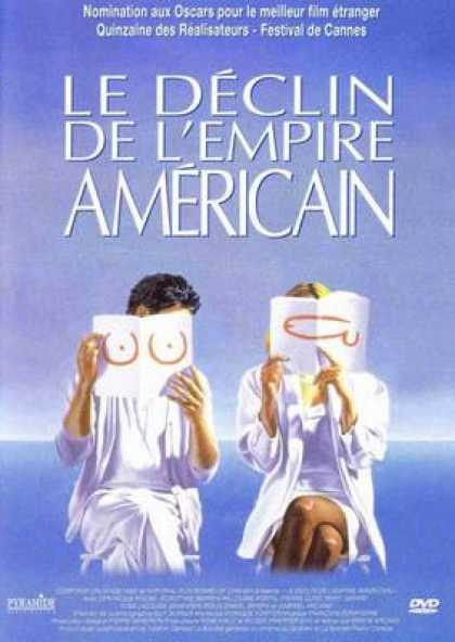 French DVDs - The Decline Of The American Empire