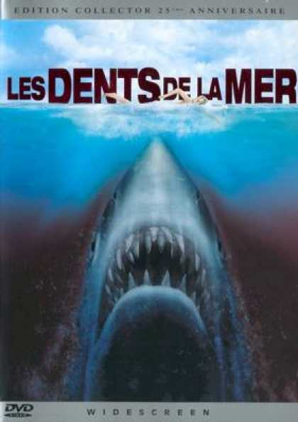 French DVDs - Jaws