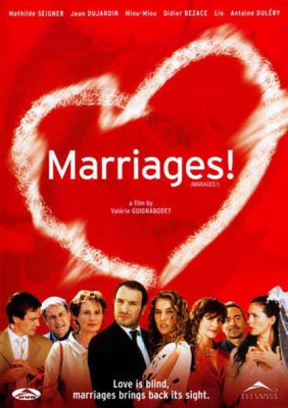 French DVDs - Marriages!