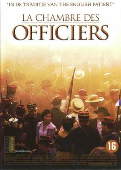 French DVDs - La Chambre Des Officiers