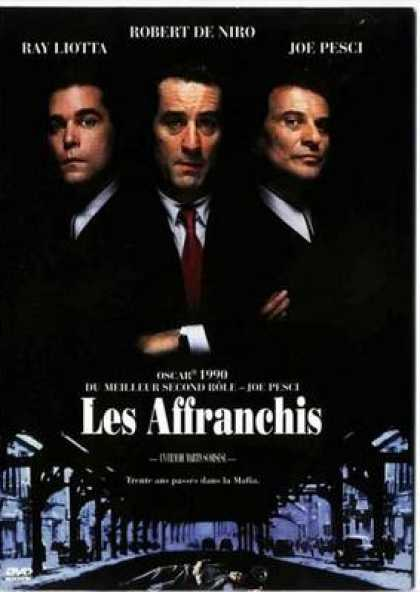French DVDs - Goodfellas