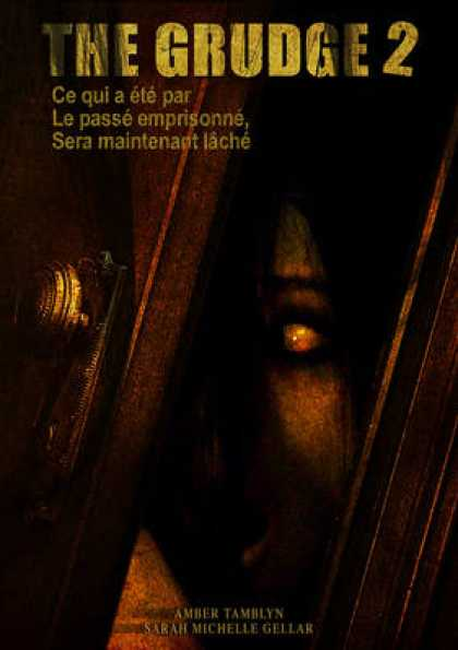 French DVDs - The Grudge 2