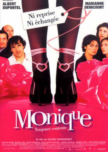 French DVDs - Monique