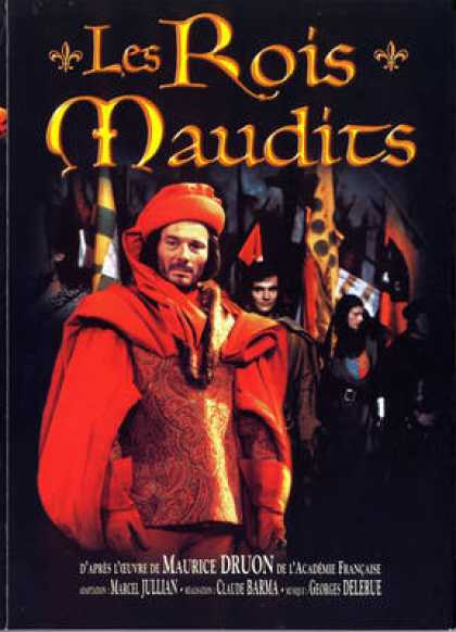 French DVDs - Les Rois Maudits