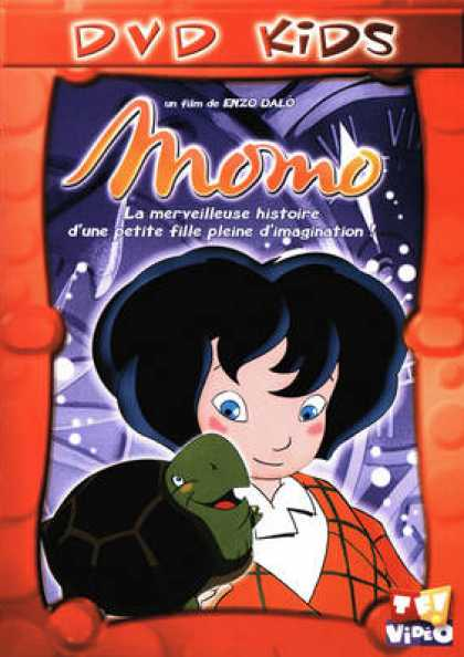 French DVDs - Momo