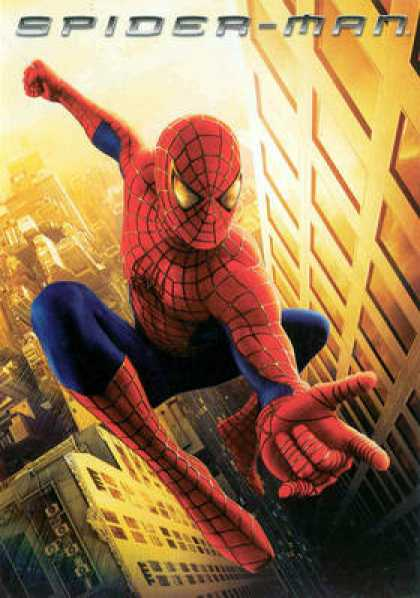 French DVDs - Spider-Man
